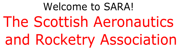 Welcome to SARA! The Scottish Aeronautics  and Rocketry Association